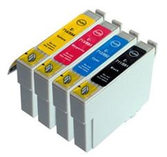 EPSON T0715 Multipack - kompatibilní