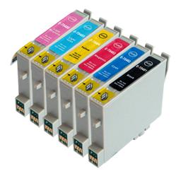 EPSON T0487 - Multipack - kompatibilní
