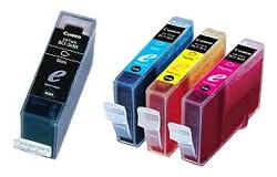Multipack 4ks BCI-3e a BCI-6 - kompatibilní