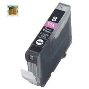 Canon CLI-8 PM - kompatibilní - včetně čipu