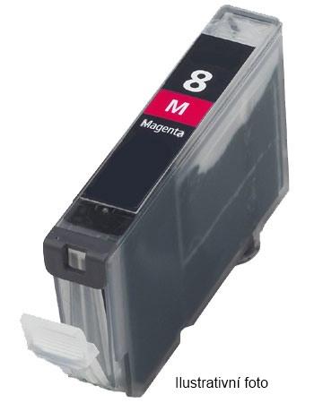 Canon CLI-8 M - kompatibilní - včetně čipu