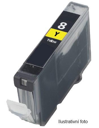 Canon CLI-8 Y - kompatibilní - včetně čipu